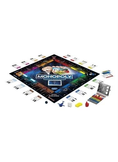 Hasbro Monopoly Ödüllü Bankacılık Renkli